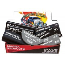 Motor Guard AP-3 Ultimate Sanding Blocks (Assorted 8-Pack) USA made